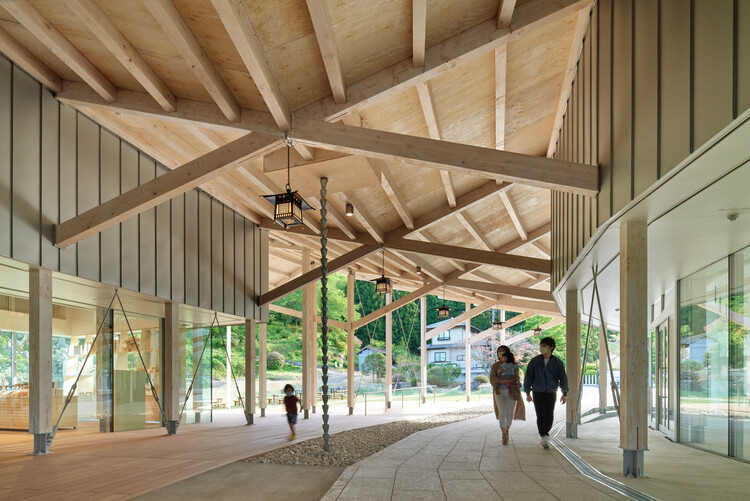Kanahebisui Shrine / Kazuya Saito Architects, © Daici Ano