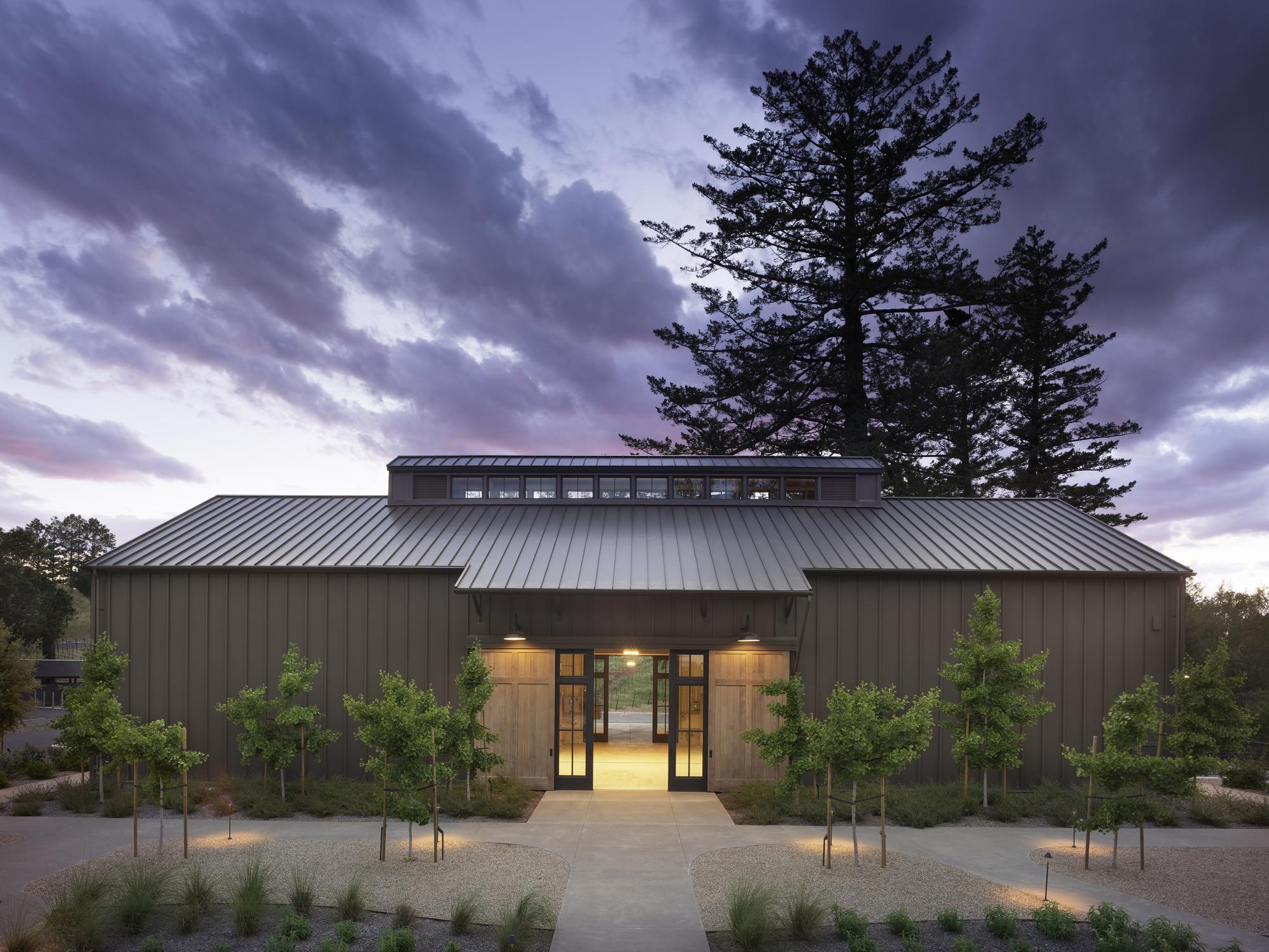 Theorem Winery / Richard Beard Architects