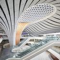 Aeroporto internazionale di Pechino Toxing / Jaha Hadith Architects.  Immagine.  © Hupton + Crow