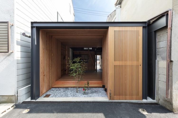 Casa cerca de Demachiyanagi / atelier Luke, © Yohei Sasakura
