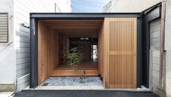 Terrace House near Demachiyanagi / atelier Luke