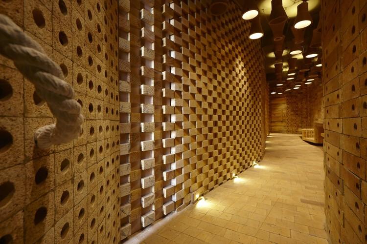 Projeto de Interiores do Home Theater / Sfurna Designs. Image Cortesia de Sfurna Designs