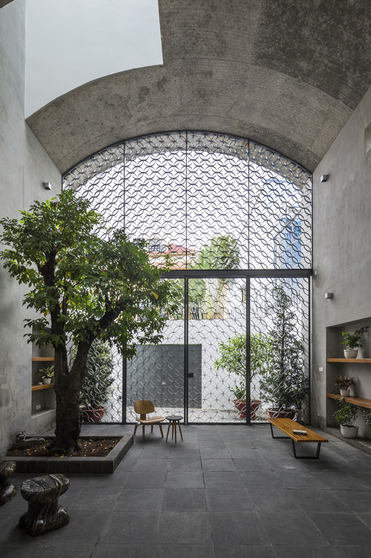 VOM House / Sanuki Daisuke architects. Image © Hiroyuki Oki
