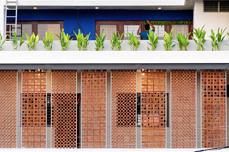 The Radical Makeover House / Sudaiva Studio. Image © Geeth Gopinath