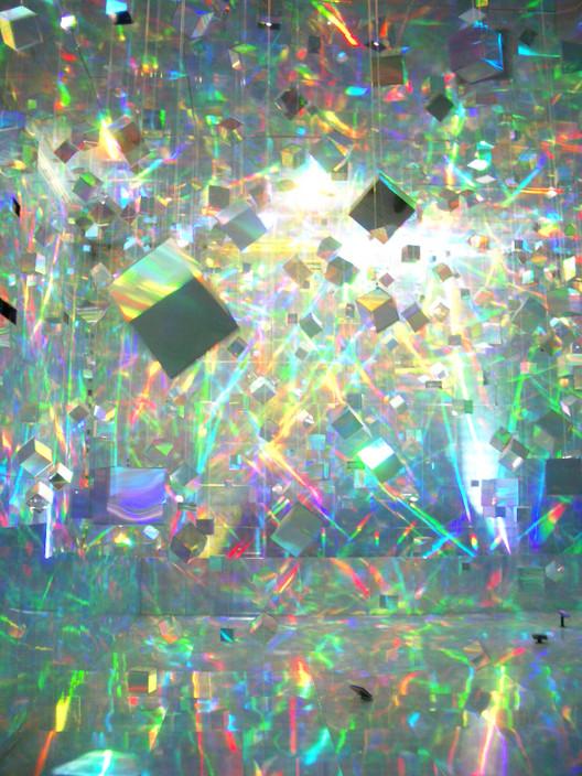 Hologramas: como eles podem impactar o espaço arquitetônico, Quantum Field X3 / Hiro Yamagata. Image © Flickr, User: Ms.Ji. CC BY-NC-SA 2.0