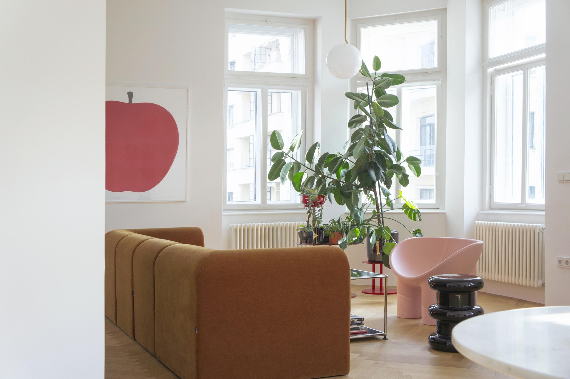 The Apple Apartment / alto design studio