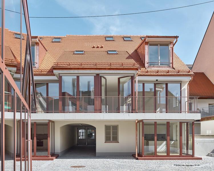 Casa Grünes / Stephanie Hirschvogel Architekten, © Philip Heckhausen