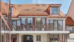 Grünes House / Stephanie Hirschvogel Architekten