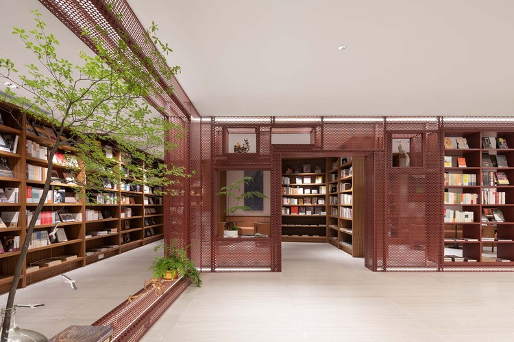 Toyou Bookstore / Wutopia Lab, © CreatAR Images