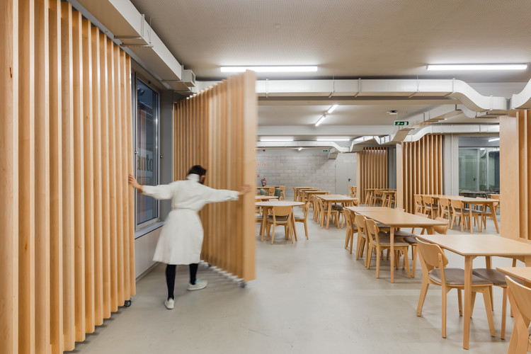 Cantina Monteiro Ribas / PF Architecture Studio, © João Morgado
