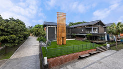 Burr Puzzle Tower / Cheng Tsung FENG