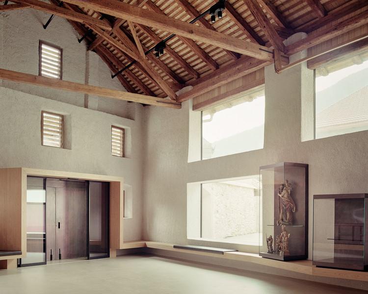 Novacella Abbey Museum Addition / MoDusArchitects, © Simone Bossi
