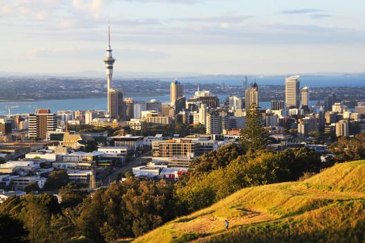 Auckland, New Zealand. Image via Shutterstock/ by Sorang
