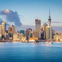Auckland, New Zealand.  By Imagine / Maurizio De Mattei via Shutterstock
