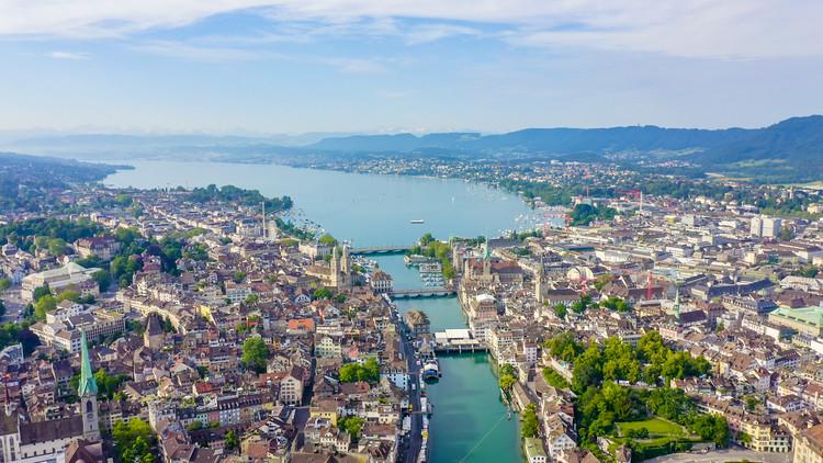 Zurich, Sousa.  By Imagine / Mykova Galina via Shutterstock