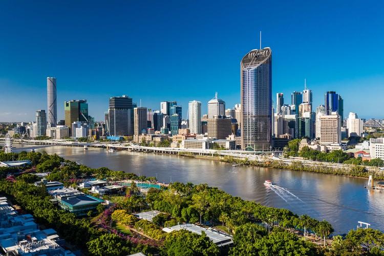 Brisbane, Australia.  By Imagine / Martin Valigursky via Shutterstock