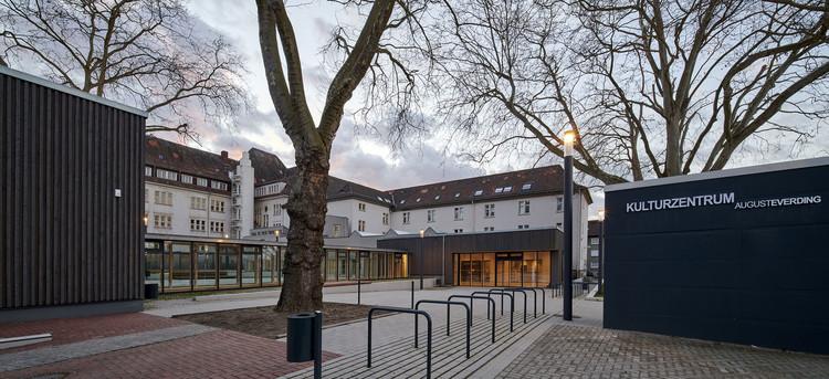 Extension Cultural Center Bottrop / Böll Architekten, © Thomas Mayer