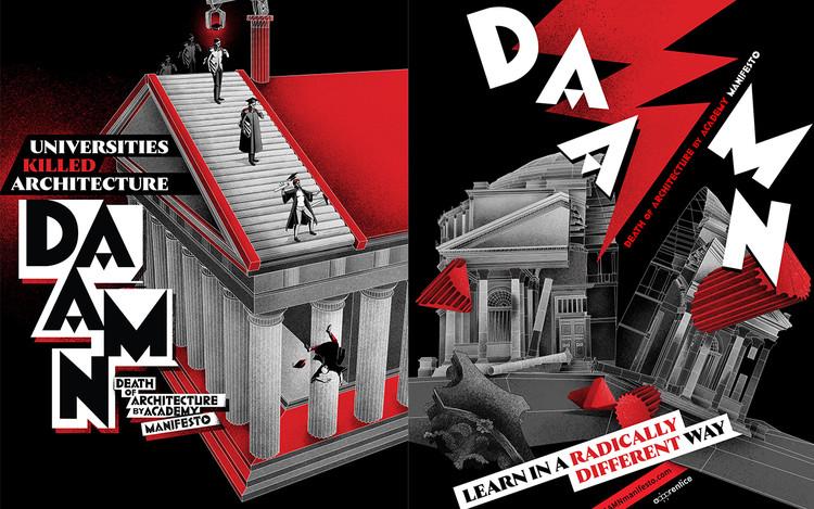 Adpprentice: ¿Las universidades mataron a la arquitectura?, © Gustavo Morainslie
