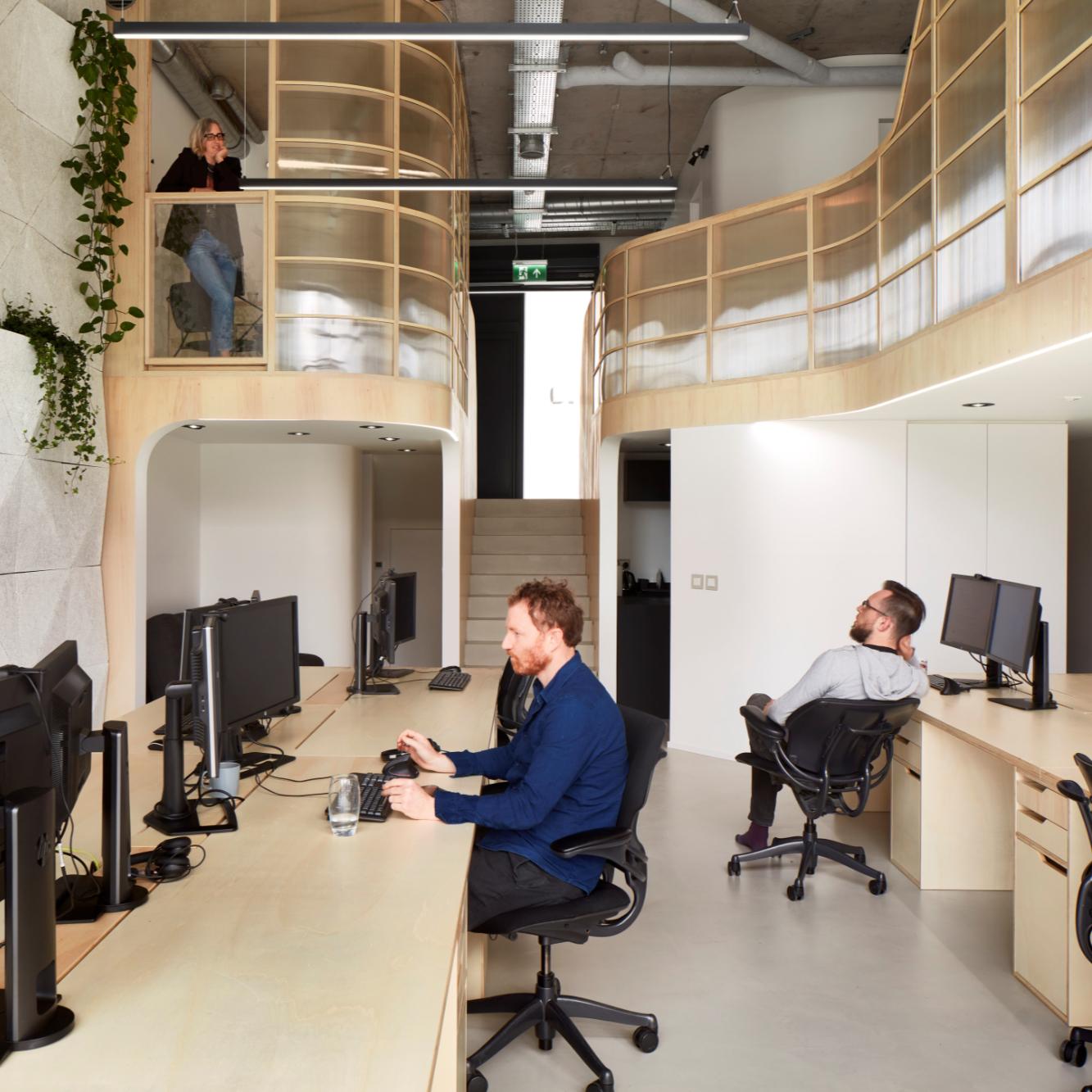 Scenario Architecture's New Home / Scenario Architecture