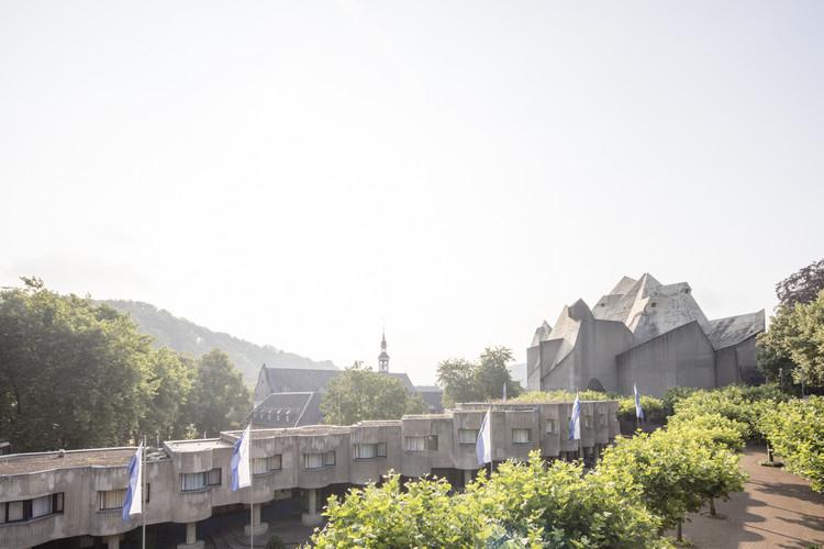 Gereja Ziarah Neviges.  Gambar © Laurian Ghinitoiu