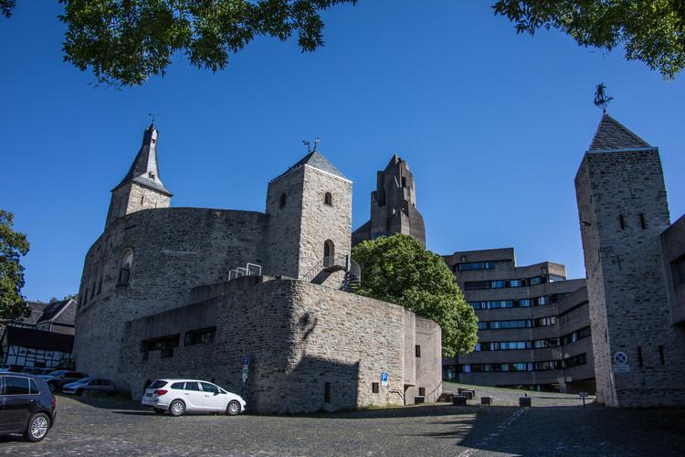 Balai Kota Bensberger.  Gambar © Dr.  Norbert Lange |  Shutterstock