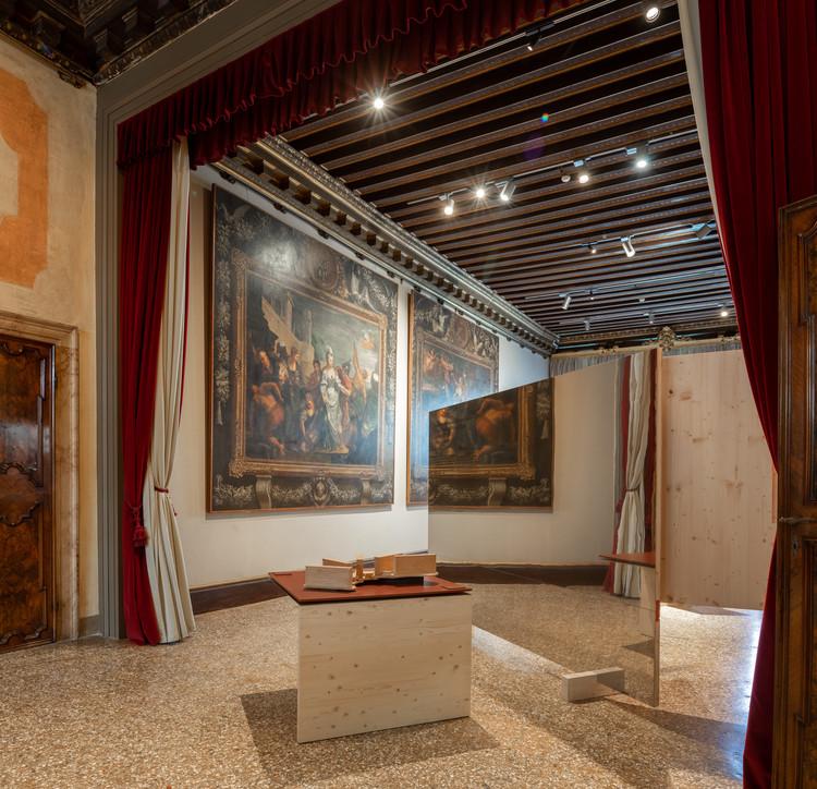 Portugal explora el papel democrático del espacio público en la Bienal de Venecia 2021, © José Campos