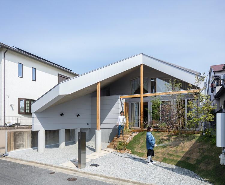 Casa Hm / Hideo Arao Architects Office, © Yosuke Ohtake