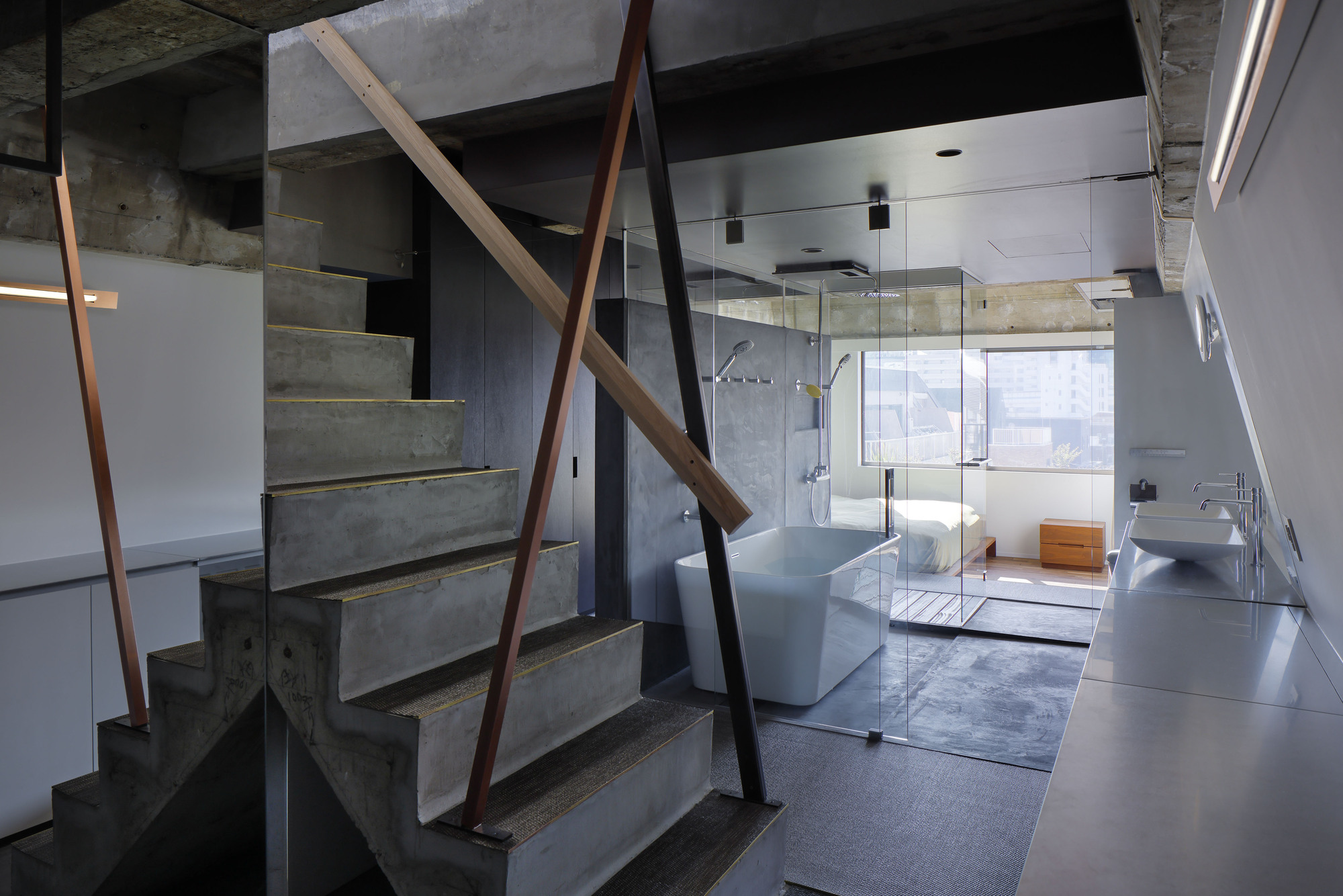 Tokyo Penthouse / G architects studio