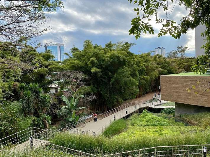 Rutas Naturbanas (San José, Costa Rica. 2015 – 2020). Créditos: Fundación Rutas Naturbanas - Federico Cartín. Image Cortesía de Jeannette Sordi