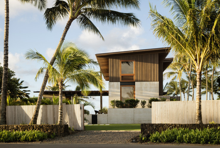 Refúgio Praiano Hale Nukumoi / Walker Warner Architects, © Matthew Millman