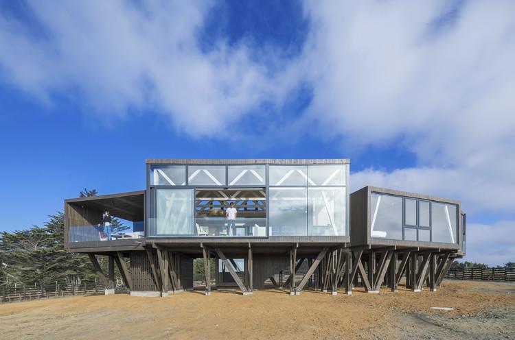 Casa Coral  / LAND Arquitectos, © Sergio Pirrone