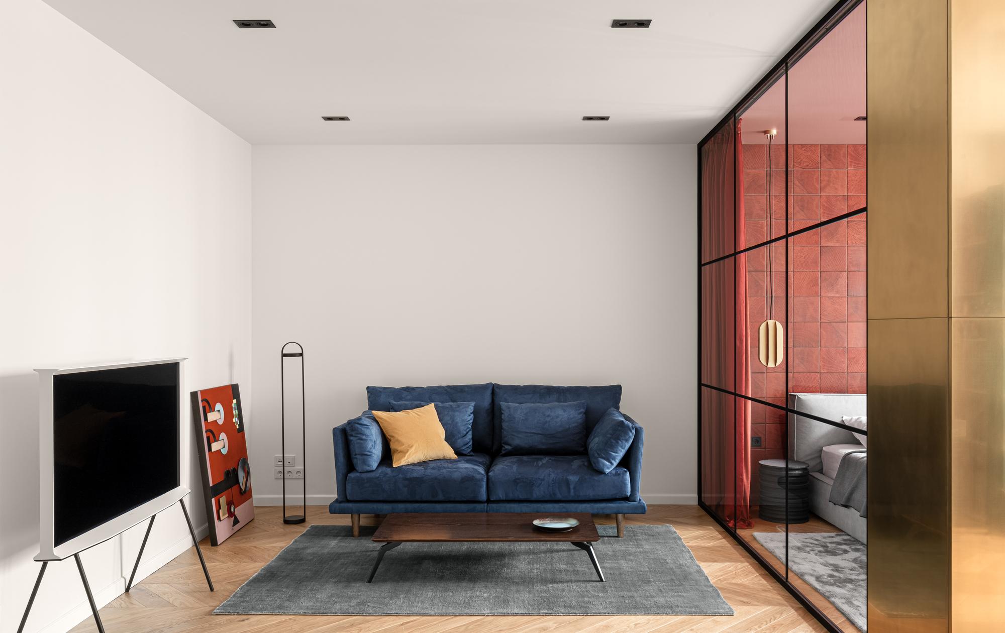 Mumbai Apartment / Nelly Prodan Design