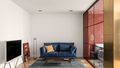 Apartamento Mumbai / Nelly Prodan Design