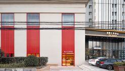 RU Coffee Shop / BE Design