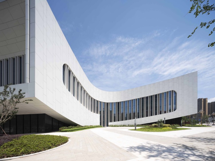 Yibin Science and Technology Museum / TJAD, © Yuan Ma