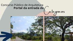 Concurso de projeto para o portal de entrada de Cataguases - MG