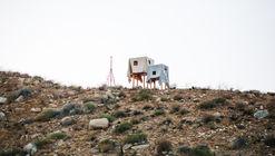 Instalação Ghost House / i/thee