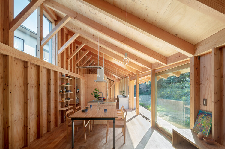 INOKI-YE House / Office for Environment Architecture, © Yohei Sasakura