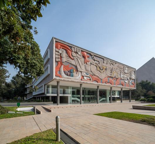 Reforma de la Rectoría de Tec de Monterrey / FGP Atelier