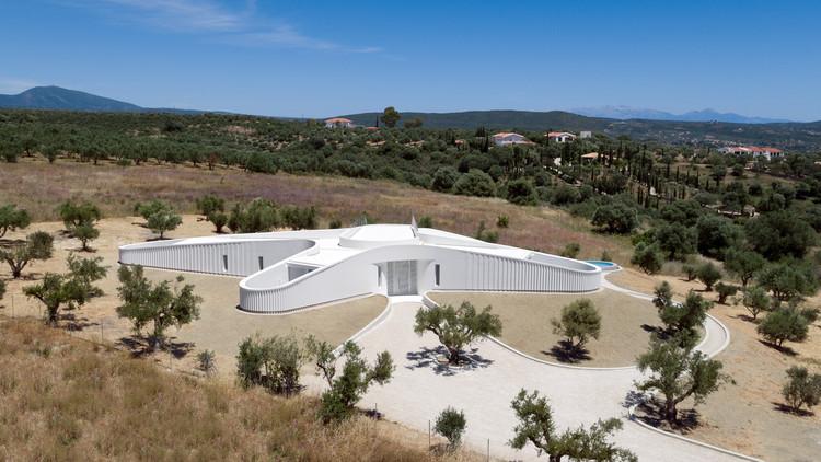 KHI House & Art Space  / LASSA architects, © NAARO