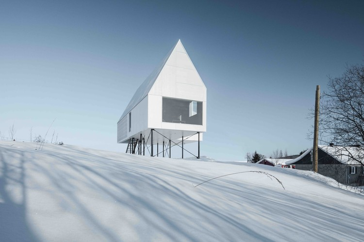 High House / DELORDINAIRE. Image © Olivier Blouin