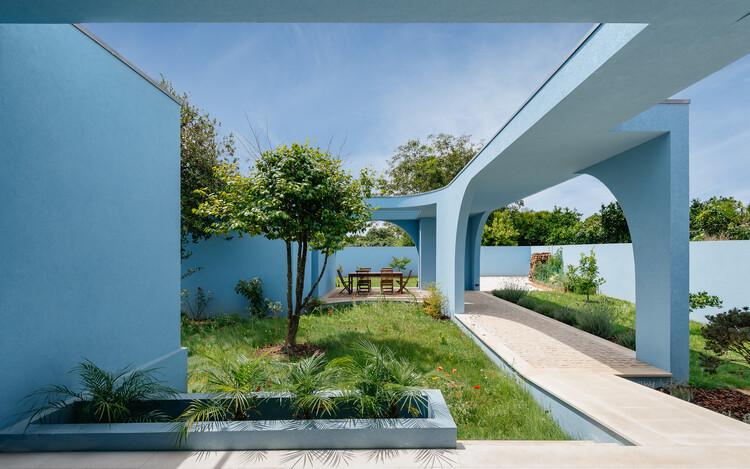 Troviscal House / M2.senos arquitectos, © Do mal o menos