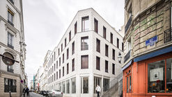 14 Social Housing Units / mobile architectural office
