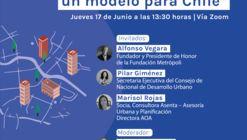 "Diálogos para la Acción AOA: ""Agencias de Ciudad: un modelo para Chile"""