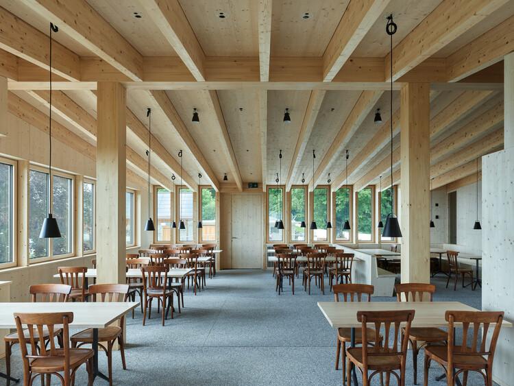 Restaurant Lägern Hochwacht / OLBH GmbH