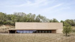 Vinícola Les Davids / Atelier Marc Barani