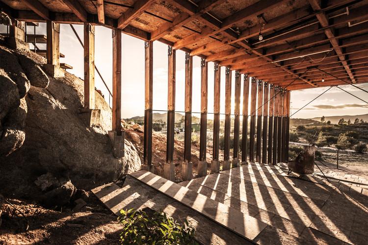 Media Perra House / Santos Bolívar. Image © Miguel Ángel Mayoral Rodríguez
