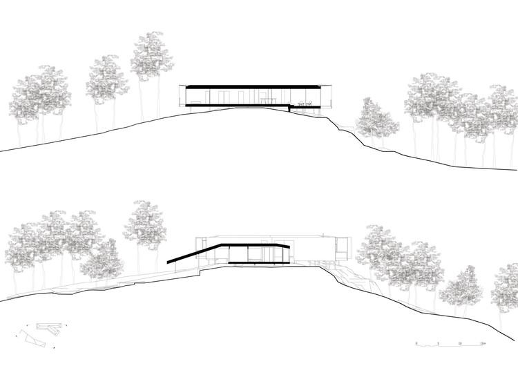 Cabin Kvitfjell / Lund Hagem Architects. Image