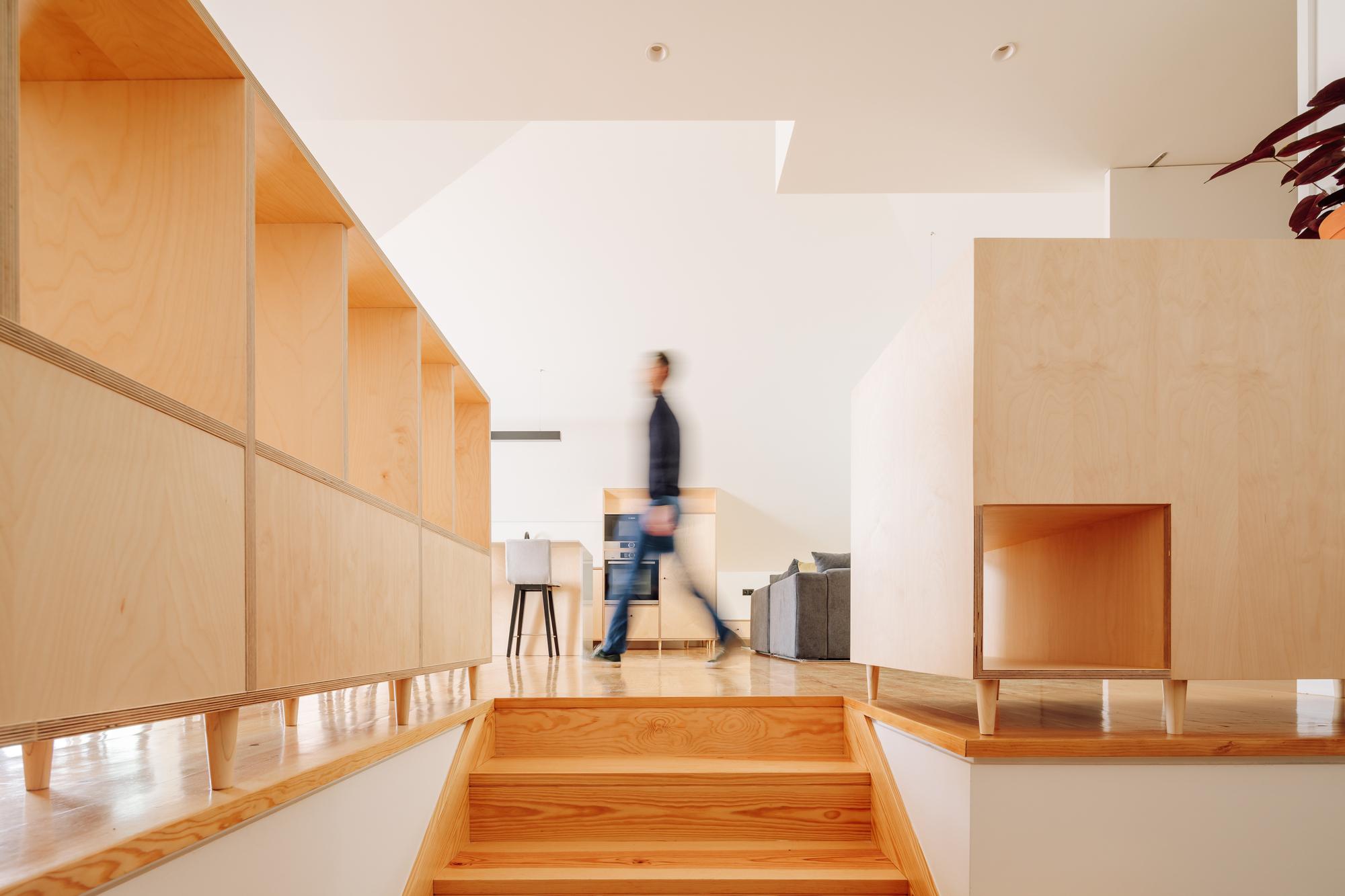 Casa do Arco Apartment / ArquitecturaViva