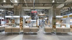 JINS Sharestar Hakodate Shop / Schemata Architects + Jo Nagasaka